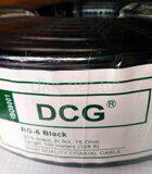 RG-6 DCG черн. бухта