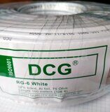 RG-6 DCG  белый бухта